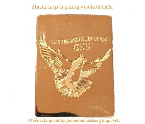Zlatni kup srpskog visokoletača